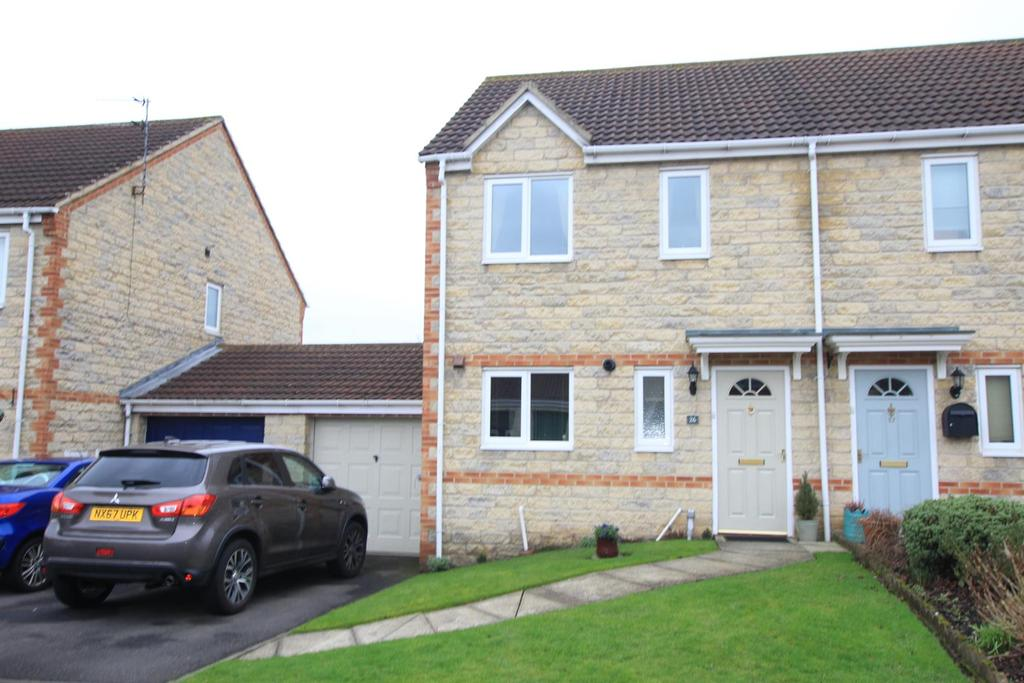3 Bedrooms Semi Detached House for sale in Pinewood Close, Newton Aycliffe