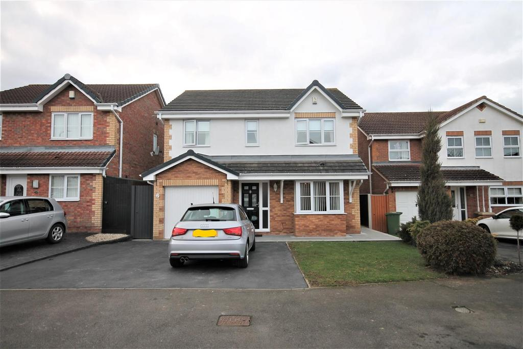 3 Bedrooms Detached House for sale in Penberry Gardens, Ingleby Barwick, Stockton-On-Tees