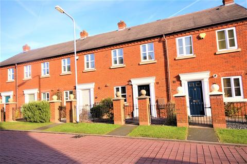 2 bedroom mews to rent - Chatterton Avenue, Lichfield