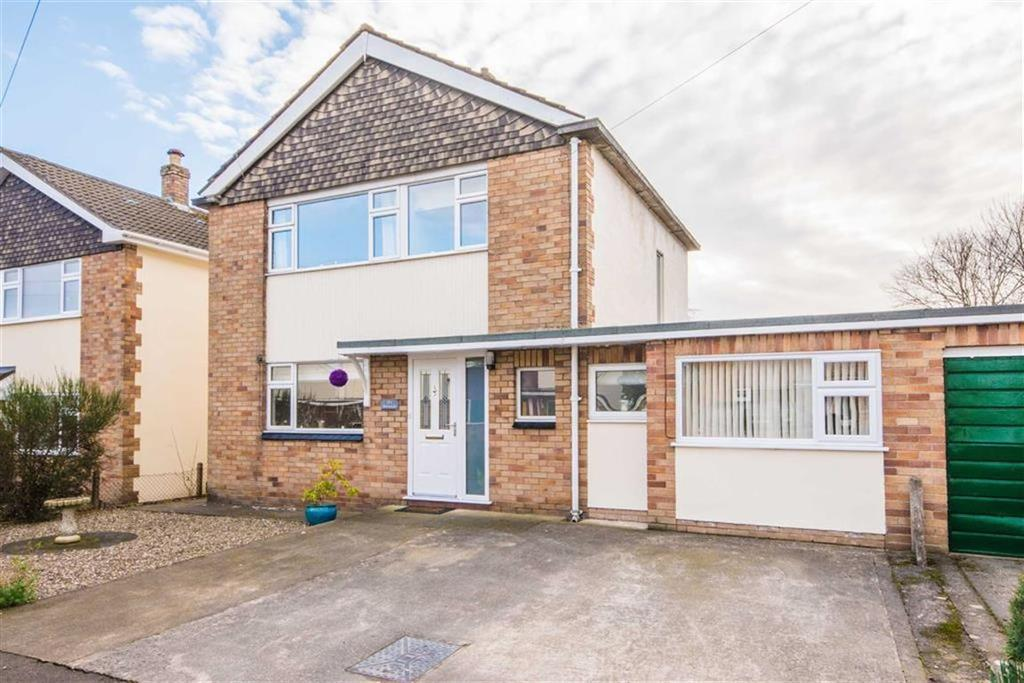 4 Bedrooms Link Detached House for sale in Tyn Y Parc, Ruthin