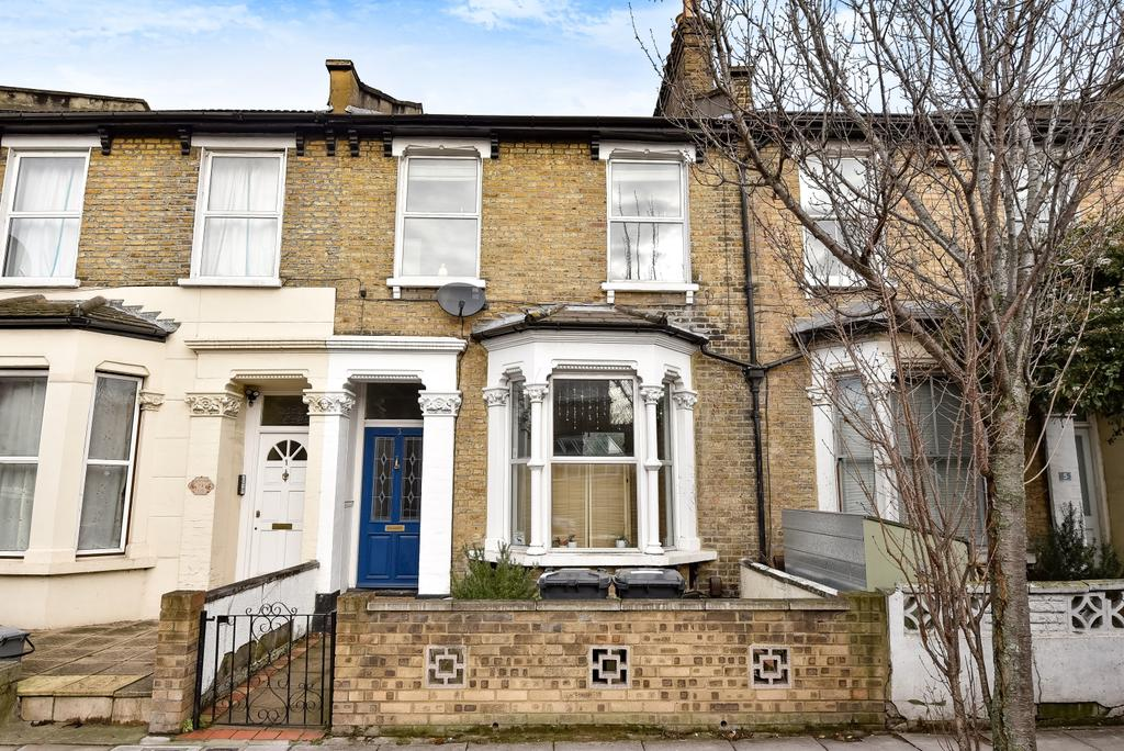 3 Bedrooms Terraced House for sale in Arbuthnot Road New Cross SE14