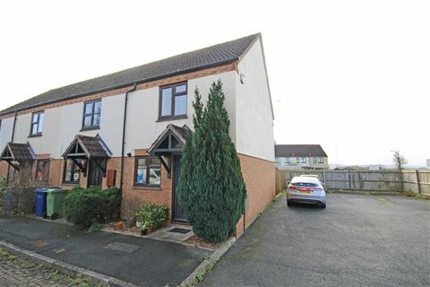 2 bedroom end of terrace house for sale - Meadow Lea, Bishops Cleeve, Cheltenham, GL52
