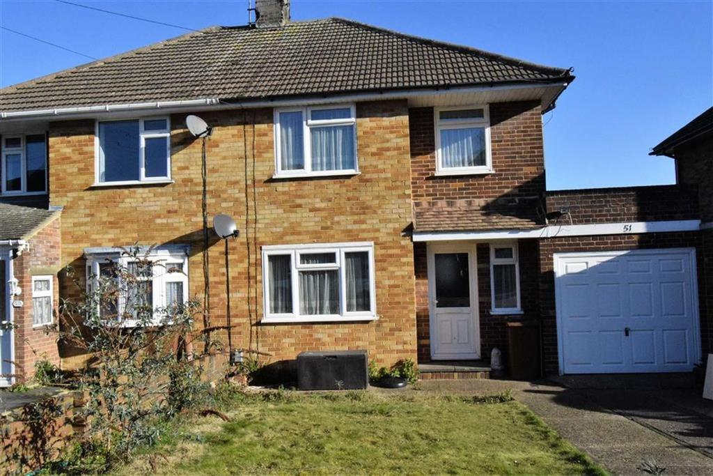 3 Bedrooms Semi Detached House for sale in Taverners Road, Rainham