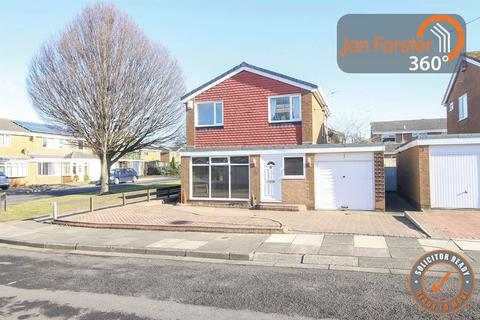 3 bedroom detached house for sale - Cranbrook Court, Kingston Park, Newcastle Upon Tyne