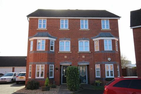 3 bedroom semi-detached house for sale - Davey Road, Saxon Park, Tewkesbury, Gloucestershire
