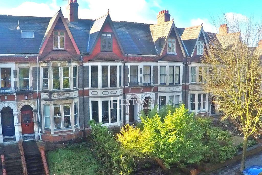 6 Bedrooms Terraced House for sale in Ninian Road, Roath Park, Cardiff