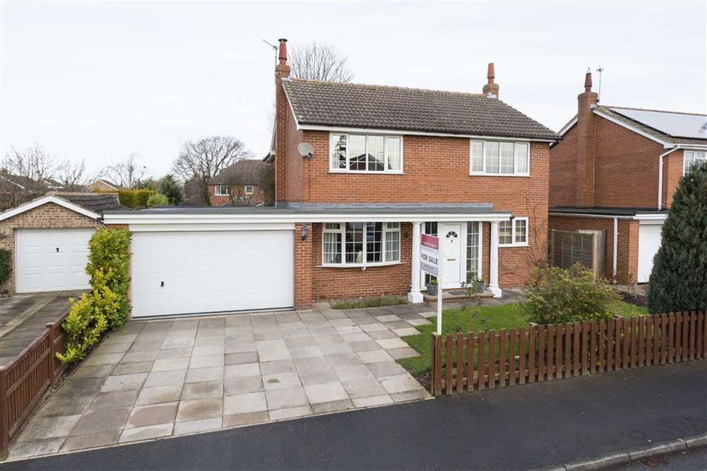 5 Bedrooms Detached House for sale in Lucas Road, Tockwith, YO26