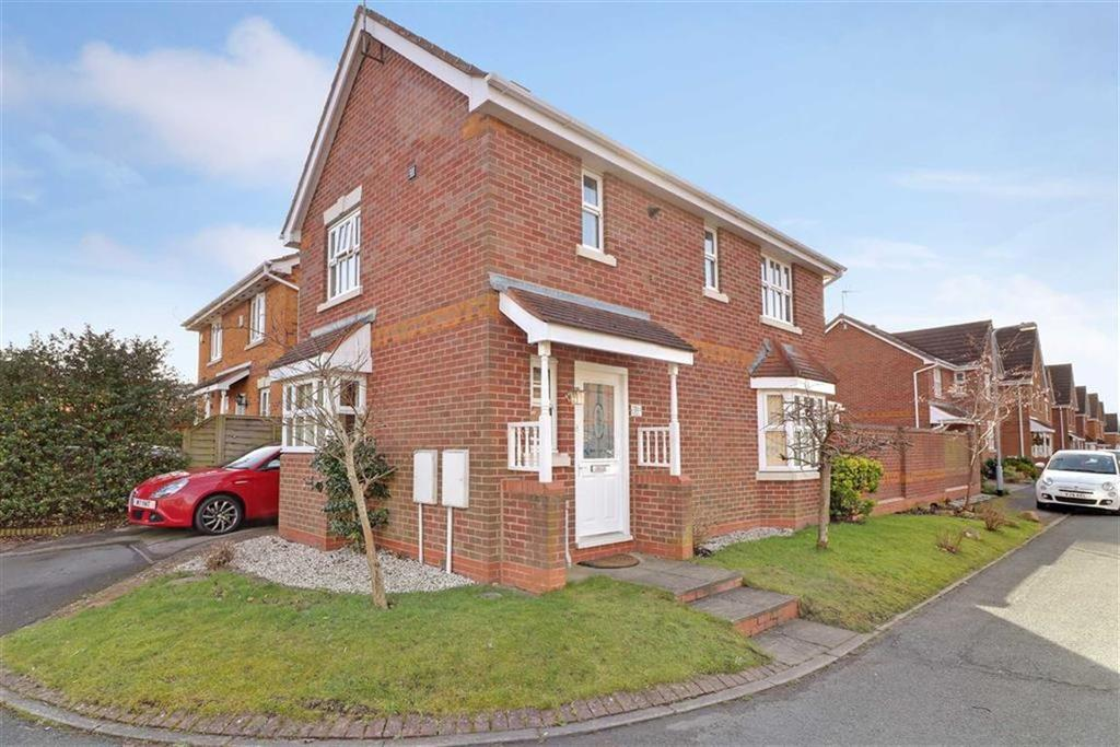 3 Bedrooms Detached House for sale in Waterlily Close, Cannock, Staffordshire