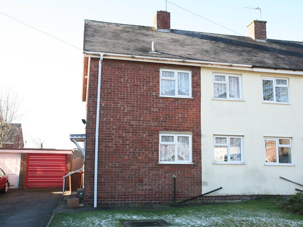 3 Bedrooms Semi Detached House for sale in 11 Sussex Drive, Hednesford, WS12 1AT