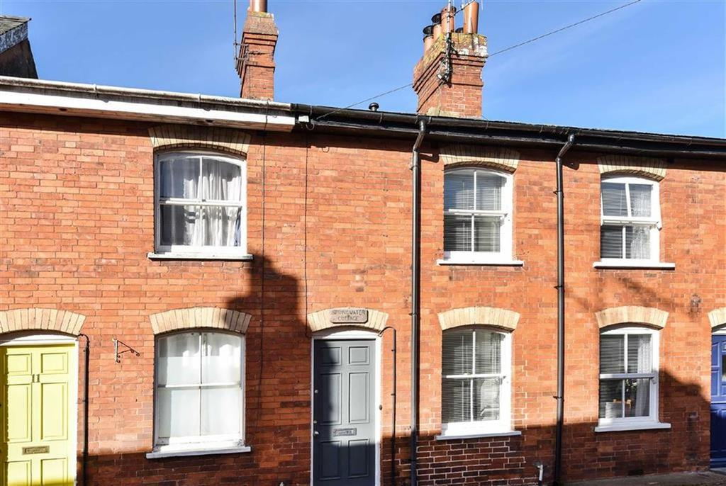 2 Bedrooms Semi Detached House for sale in Fore Street, Silverton, Exeter, Devon, EX5