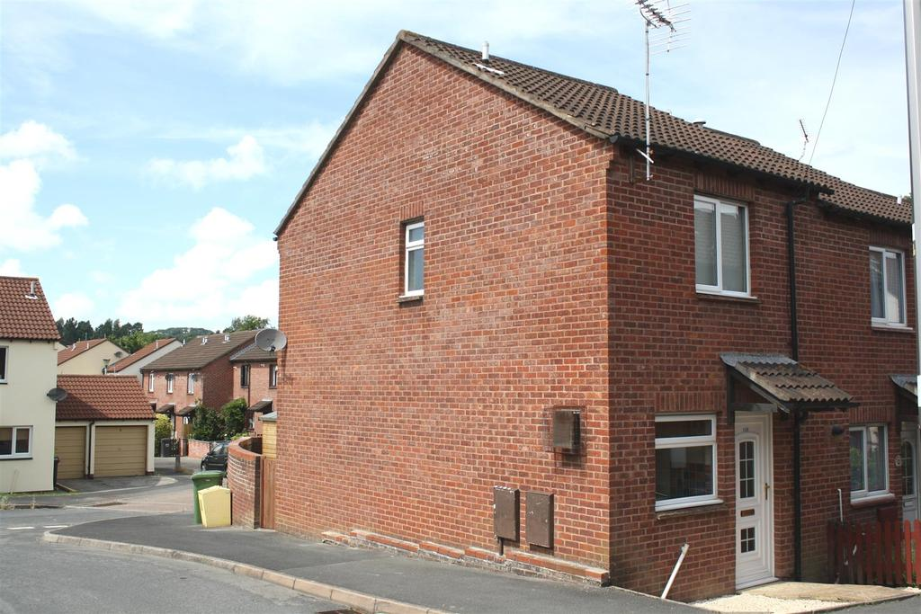 2 Bedrooms End Of Terrace House for sale in Long Meadow Drive, Barnstaple