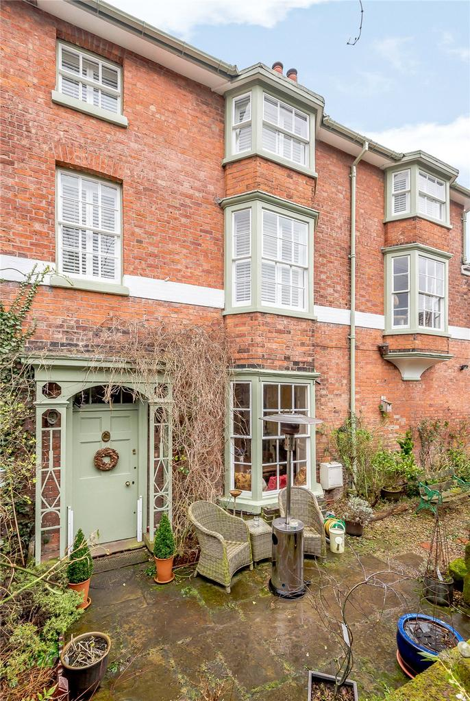 3 Bedrooms House for sale in Coton Hill, Shrewsbury