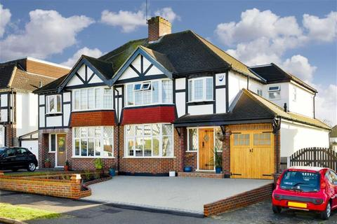 4 bedroom semi-detached house for sale - Waverley Road, Stoneleigh, Surrey