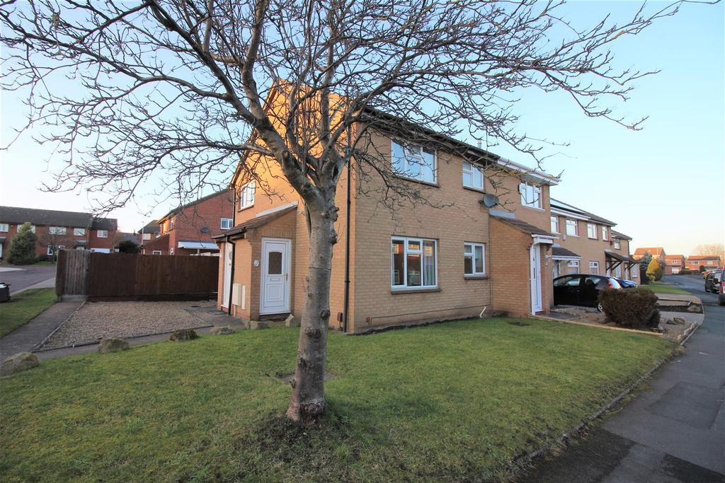 1 Bedroom Semi Detached House for sale in Bangor Grove, Darlington