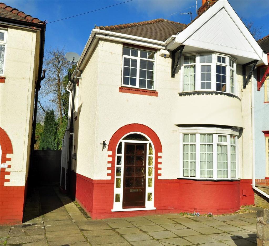 3 Bedrooms Semi Detached House for sale in Beauty Bank, Cradley Heath