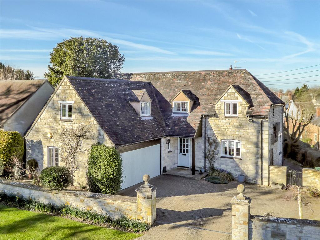 3 Bedrooms Detached House for sale in Tredington, Shipston-on-Stour, Warwickshire