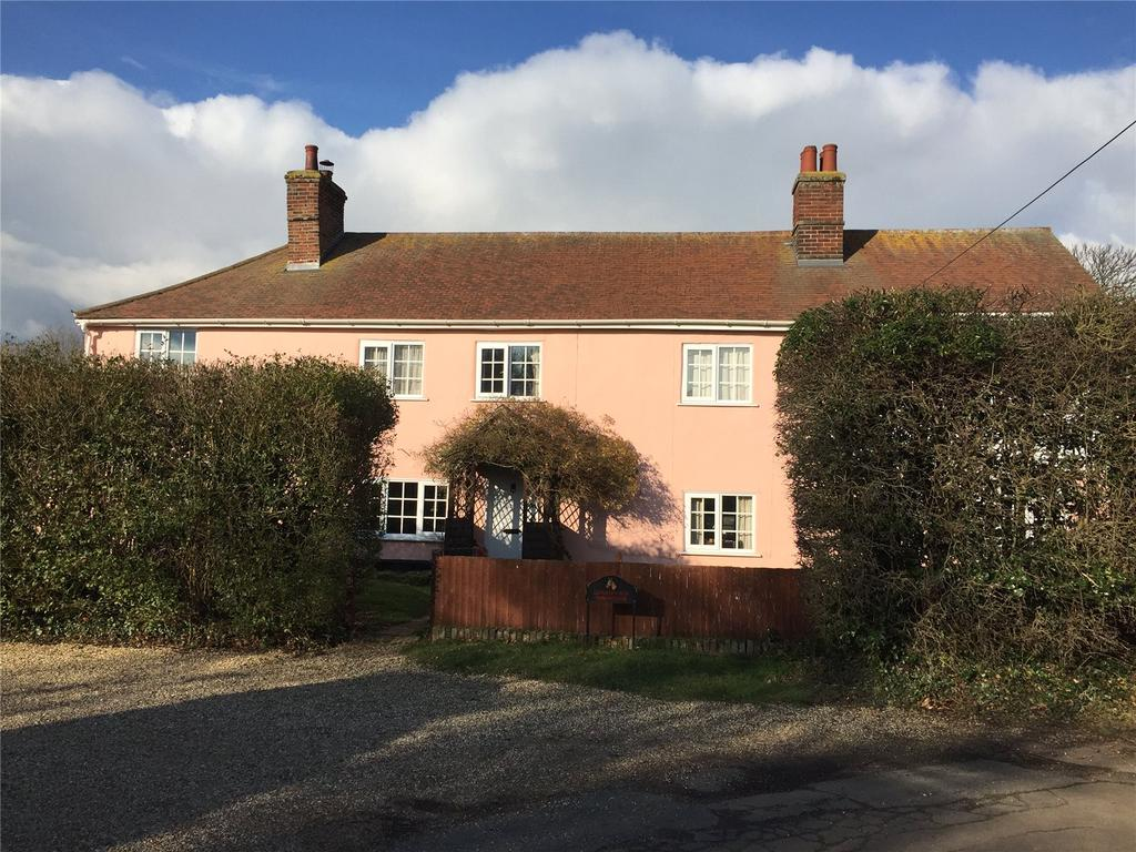 5 Bedrooms Detached House for sale in Leavenheath, Nr Colchester, CO6