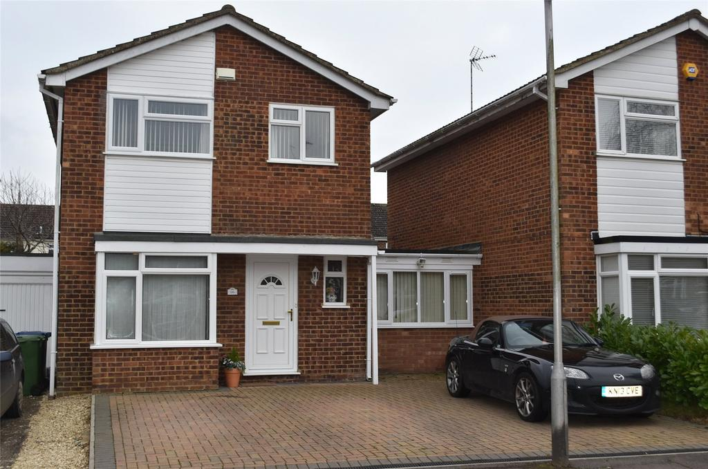 3 Bedrooms Link Detached House for sale in Offas Lane, Winslow