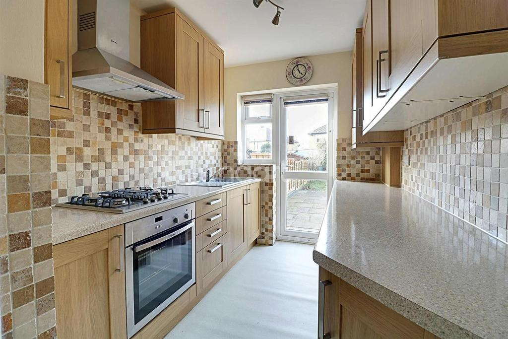 3 Bedrooms Semi Detached House for sale in Glenton Way, Rise Park, Romford