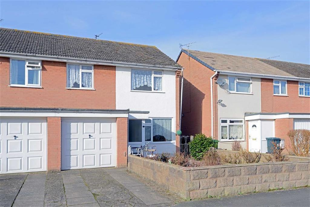 3 Bedrooms Semi Detached House for sale in Riverdale Road, Monkmoor, Shrewsbury, Shropshire