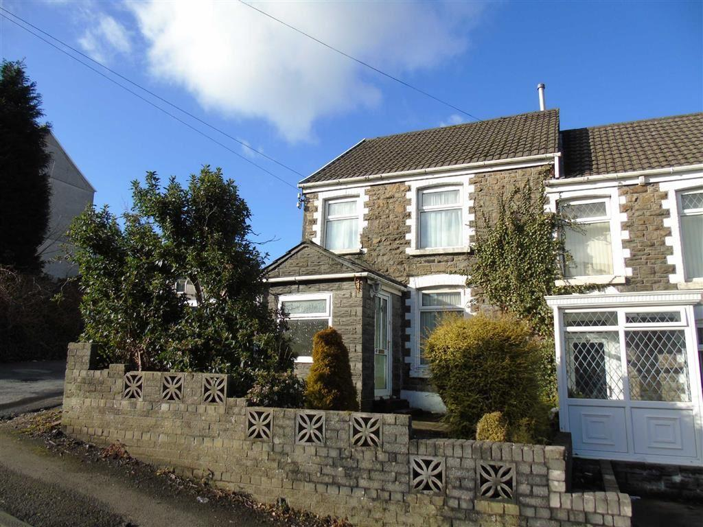 2 Bedrooms Semi Detached House for sale in Caemawr Road, Morriston, Swansea