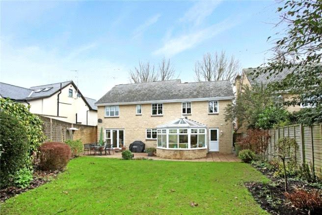 5 Bedrooms Detached House for sale in Newcourt Road, Charlton Kings, Cheltenham, Gloucestershire, GL53
