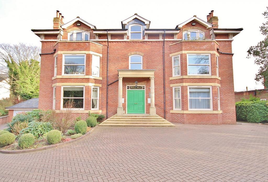 2 Bedrooms Apartment Flat for sale in Osborne House, Alderley Road, Wilmslow