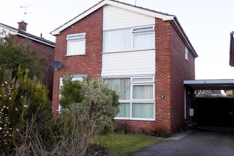 4 bedroom detached house to rent - Leconfield Road, Loughborough LE11