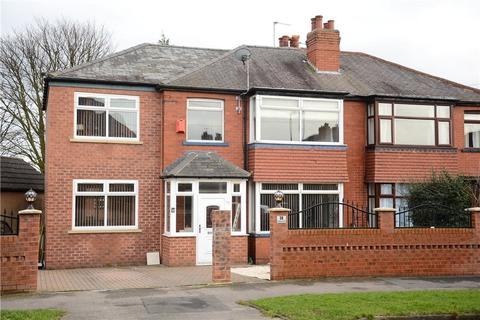 5 bedroom semi-detached house for sale - Arlington Road, Oakwood, Leeds