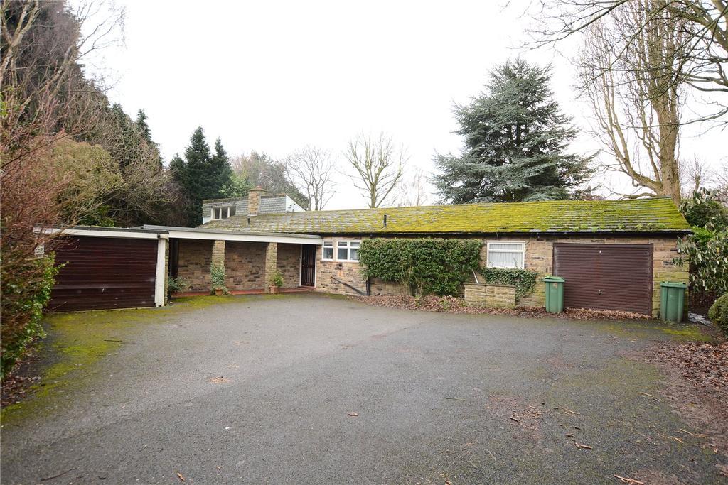 2 Bedrooms Detached Bungalow for sale in Oakwood Mount, Oakwood, Leeds