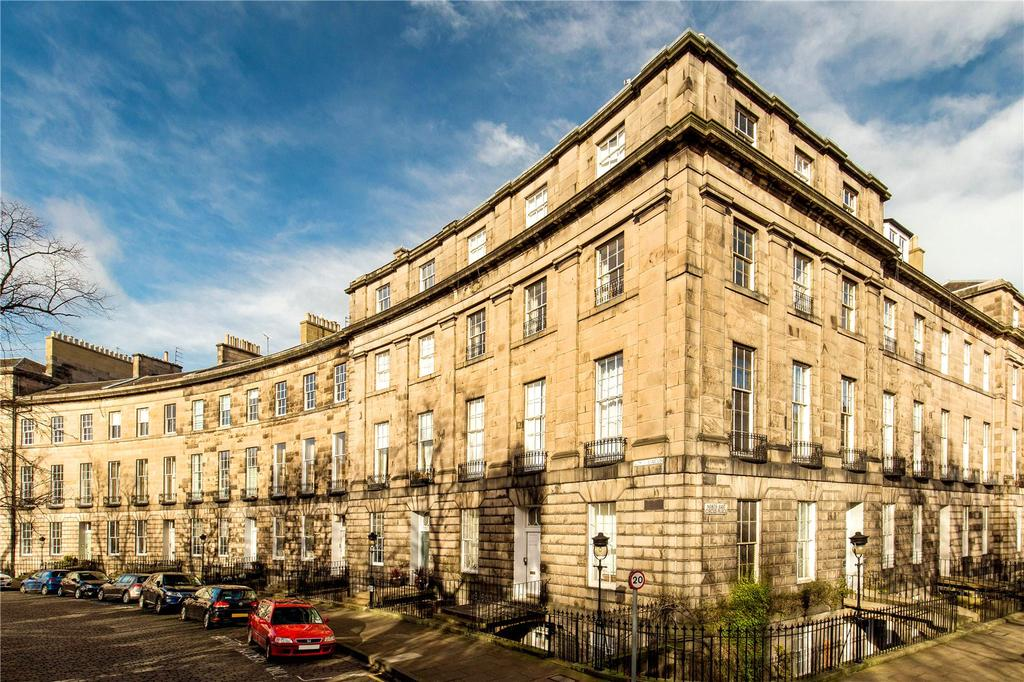 4 Bedrooms Flat for sale in 4 Royal Circus, New Town, Edinburgh, EH3