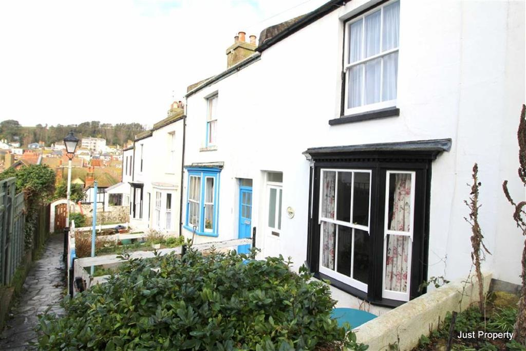 2 Bedrooms Terraced House for sale in Oxford Terrace, Hastings