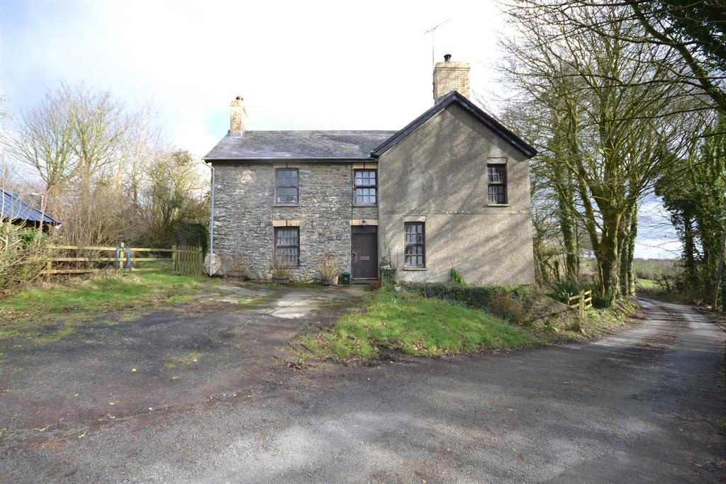 12 Bedrooms Land Commercial for sale in Rhydlewis