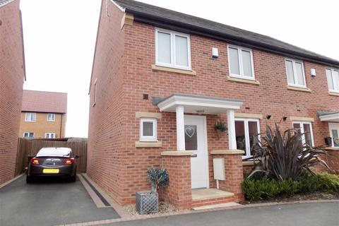 3 bedroom semi-detached house to rent - Cowslip Drive, Shepshed LE12