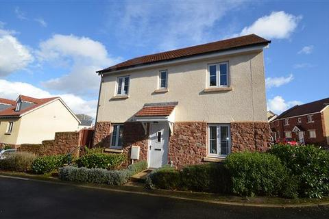 3 bedroom detached house for sale - Underhay Close, Dawlish