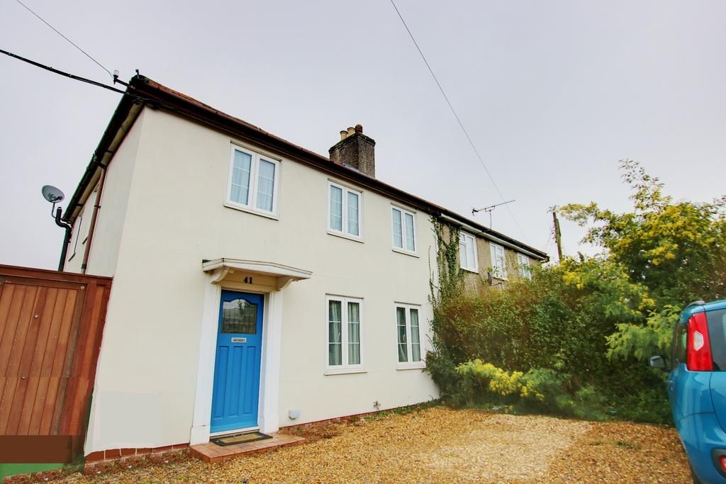 3 Bedrooms Semi Detached House for sale in COLLINS BUILT HOME! NO CHAIN! OUTBUILDINGS! THREE DOUBLE BEDROOMS!