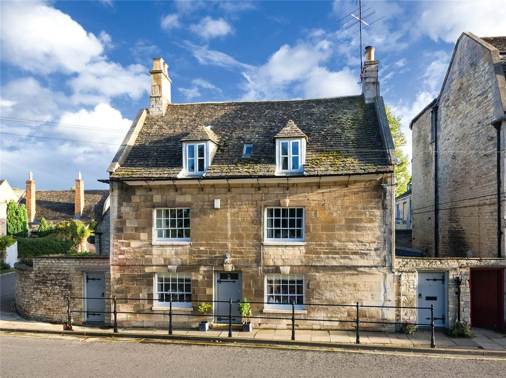 5 Bedrooms House for sale in Water Street, Stamford, Lincolnshire