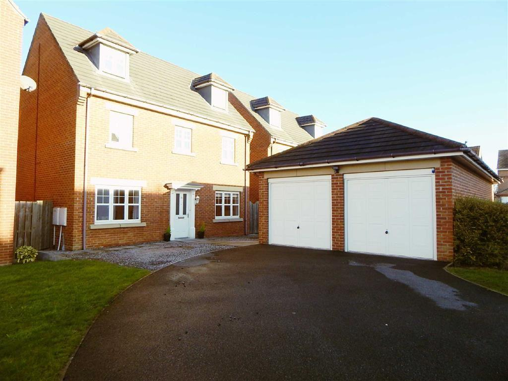 4 Bedrooms Detached House for sale in Housesteads Close, Wallsend, Tyne Wear, NE28