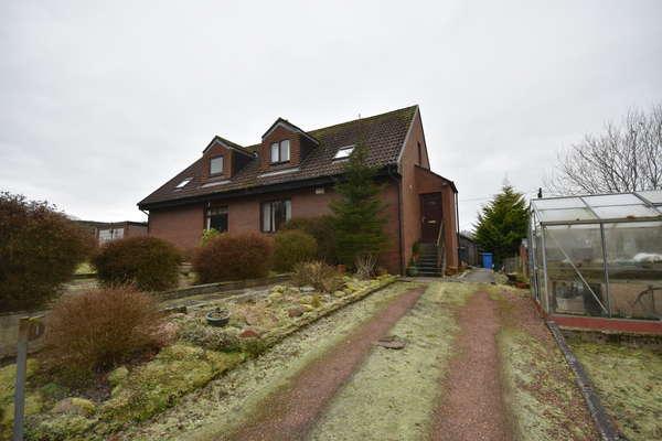 3 Bedrooms Semi-detached Villa House for sale in 2 Cairngryffe Street, Pettinain, Lanark, ML11 8SW
