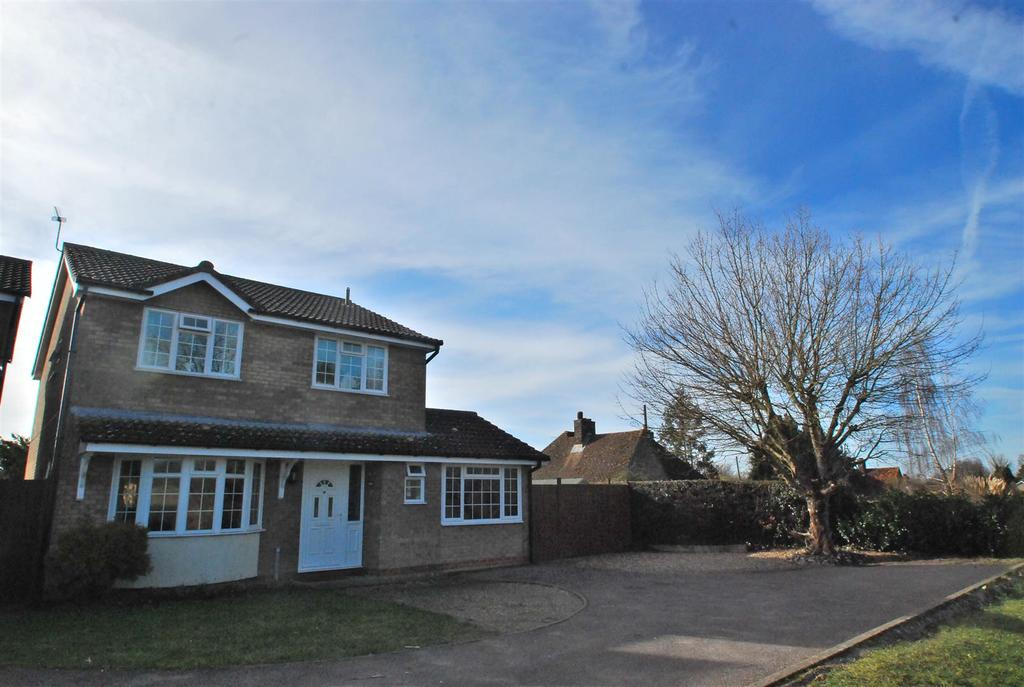 5 Bedrooms Detached House for sale in Thomas Close, Ixworth, Bury St. Edmunds