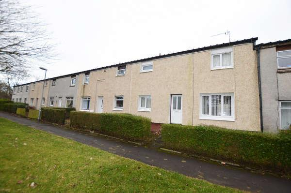 3 Bedrooms Terraced House for sale in 28 Etive Place, Irvine, KA12 9LY