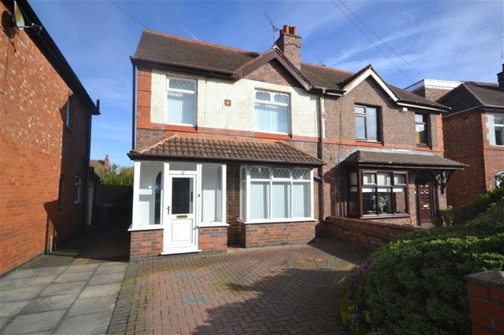 3 Bedrooms Semi Detached House for sale in Chandos Street, Nuneaton, Warwickshire