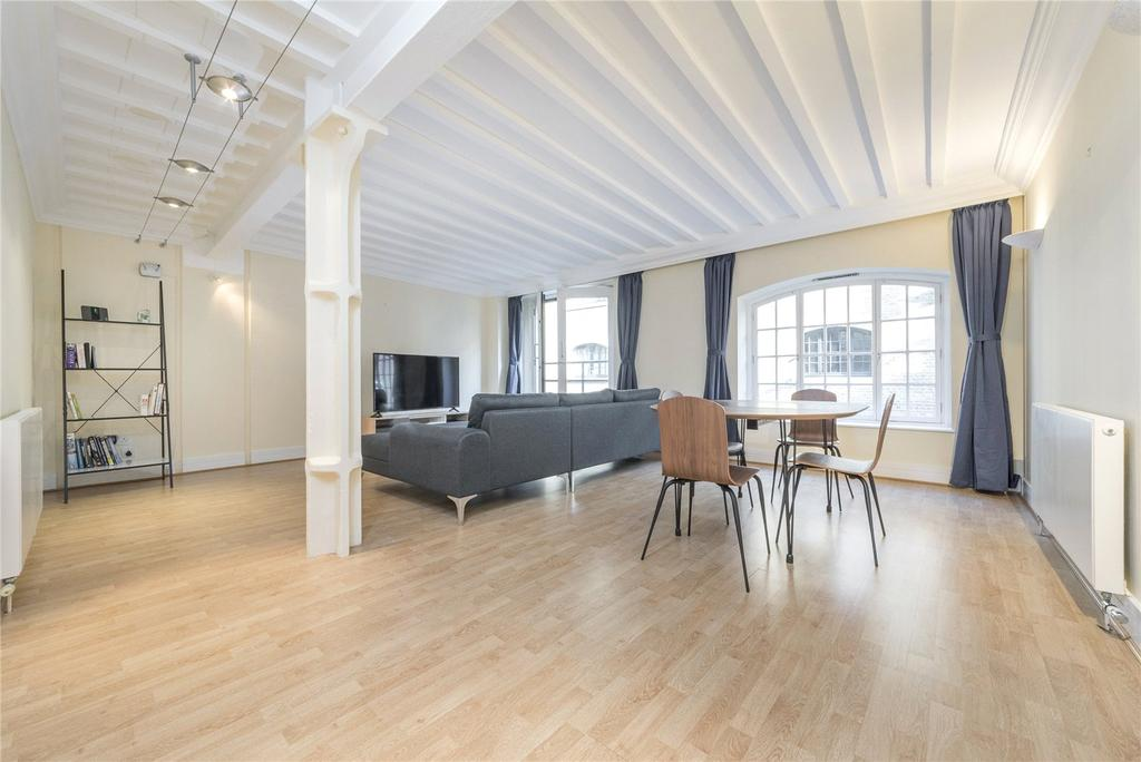 1 Bedroom Flat for sale in Cardamom Building, 31 Shad Thames, London
