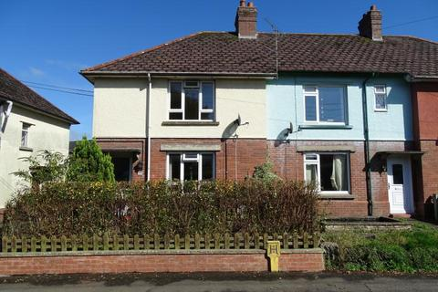 3 bedroom end of terrace house to rent - 15 Gwythers, South Molton, Devon, EX36 4AZ