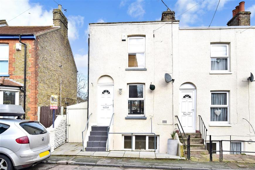 2 Bedrooms End Of Terrace House for sale in Chapel Road, Ramsgate, Kent