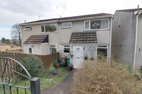 3 bedroom semi-detached house for sale - Brynhyfryd, Bedwas
