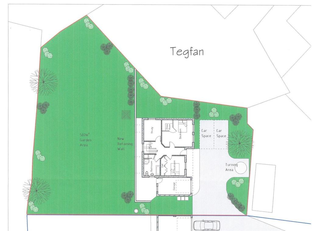 Plot Commercial for sale in Francis Road, Moss, Wrexham