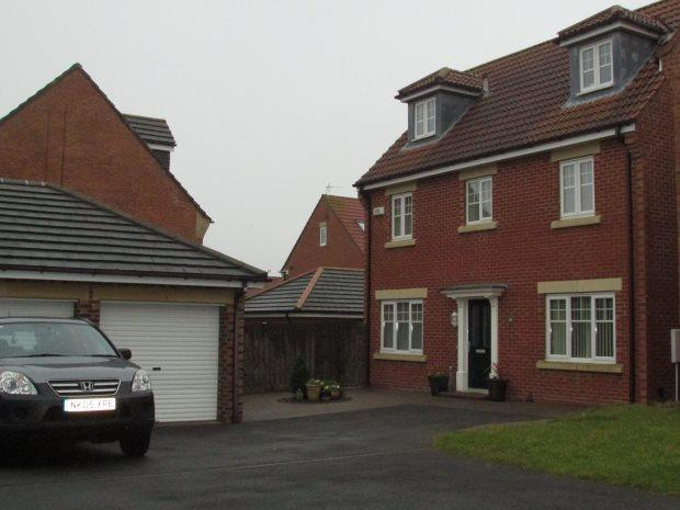 5 Bedrooms Detached House for sale in WATERCRESS CLOSE, BISHOP CUTHBERT, HARTLEPOOL