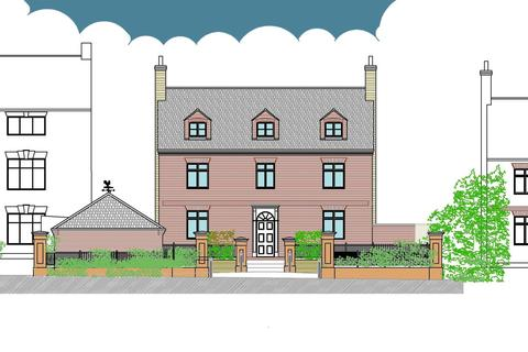 Plot for sale - Main Street, Fleckney