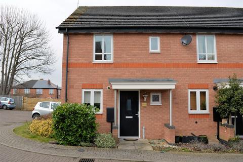2 bedroom townhouse for sale - Estima Close, Stoneygate, Leicester